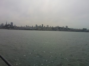 San Fran from the Bay