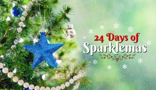 24 Days of Sparklemas logo