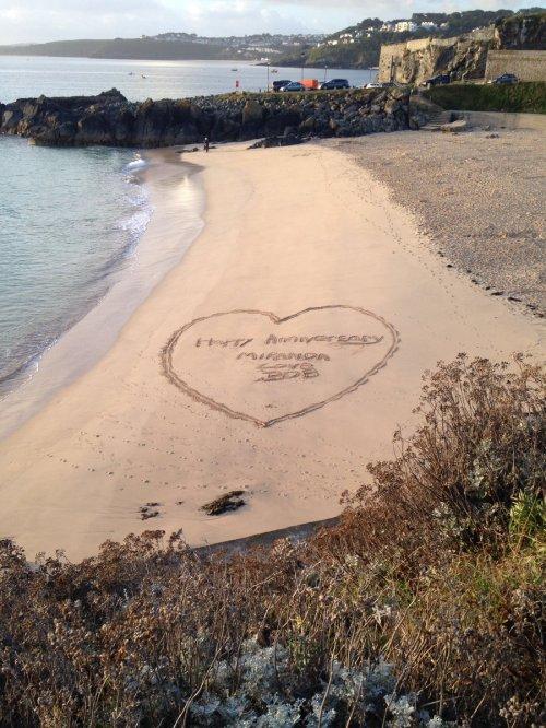 Bob beach heart