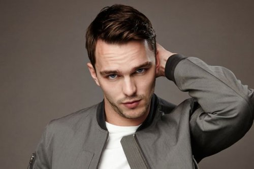 Nicholas Hoult as David