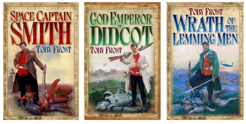 Toby Frost SCS Books 1